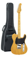 E-Gitarre G&L Tribute Asat Classic BB - Butterscotch Blonde